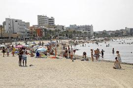 Condenado a pagar 20.000 euros por romper el codo a un hombre en s'Arenal