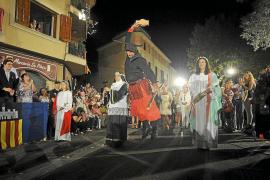 La izquierda insta a proteger la procesión de la Beata como Fiesta de Interés Cultural