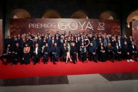 La fiesta de nominados al Goya celebra su diversidad