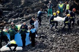 Detenido el patrón de la patera de Lanzarote en la que han muerto siete personas