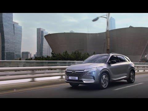 Hyundai Nexo, el nuevo SUV con pila de combustible