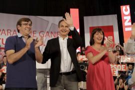 Zapatero asegura a Antich un acuerdo sobre los 240 millones que pide Balears