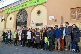 Vecinos de Pere Garau se oponen a que se peatonalicen calles