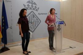 Durán afirma que el PP retirará el actual sistema de recogida de trastos de Palma si gobierna en 2019