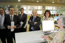 Hacienda lleva realizadas unas 30.000 devoluciones en Balears por 17 millones
