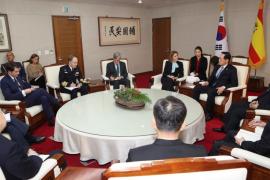 Las dos Coreas desfilarán juntas en los Juegos Olímpicos de Invierno de PyeongChang