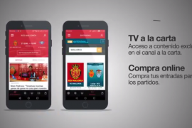 El Mallorca ya tiene su App oficial