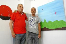 El universo creativo y minimalista de Gaspar Morey visita la galería Marimón