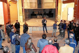Veinte proyectos aspiran a reformar el teatro Defensora de Sóller