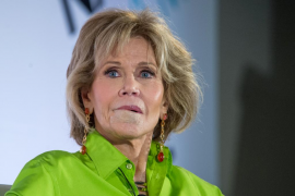 Jane Fonda sufre cáncer