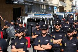 Zoido revela que el dispositivo especial del 1-O para Cataluña ha costado 87 millones