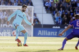 Piqué renueva con el FC Barcelona hasta 2022 con una cláusula de 500 millones de euros