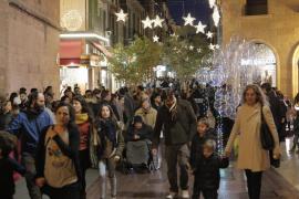 La población en Baleares crece un 0,8 % en 2017 hasta los 1,1 millones