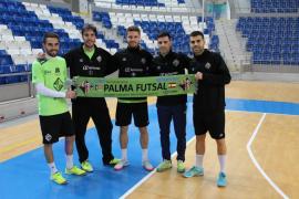El Palma Futsal pone en marcha la 'Operación Madrid'
