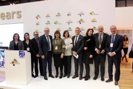 Baleares promueve en Fitur proyectos de patrimonio cultural y natural