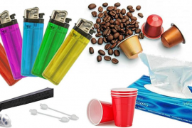 Jaque a los residuos de plástico en Baleares