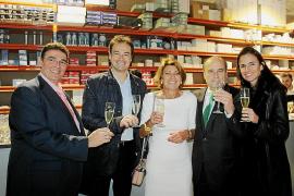 Gran fiesta de inauguración de la nuevas instalaciones del Grupo Antonio Cabot Fornés en el Polígono de Son Castelló