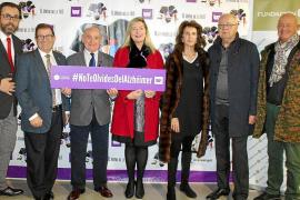 Fundación Asima y Baleartmusic ponen música al Alzhéimer