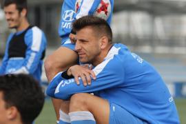 Vallori: «Ganar al Mallorca sería especial para mí»