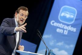 Rajoy ve en la victoria del PP el 22-M el «principio de una nueva era»