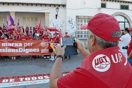 Jubilados con pensiones bajas pierden sus casas por la subida del alquiler