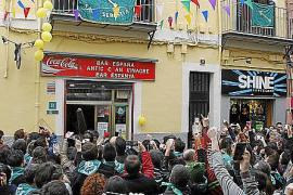 La pequeña fiesta crece alentada por la Confraria de Sant Sebastià y Orgull Llonguet