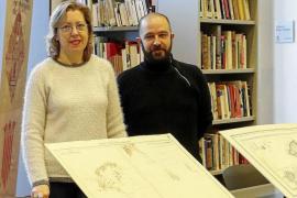 """El Arxiu Històric d'Eivissa inicia una campaña de donaciones para seguir """"construyendo la historia"""""""