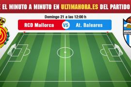Así te hemos contado el derbi del Real Mallorca y el Atlético Baleares en Ultimahora.es