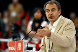 Zapatero proclama que la responsabilidad de «todo progresista» es votar al PSOE