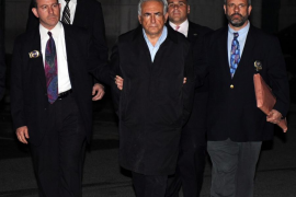 Se pospone la comparecencia de Strauss-Kahn a  la espera de más pruebas