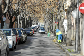 Los coches, a 30 km/h como máximo en Es Rafal y en El Vivero