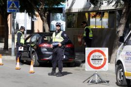 El 14% de los coches controlados en Palma no llevaban la ITV pasada