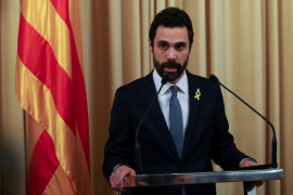 Torrent propone a Puigdemont como presidente de la Generalitat