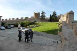 Desestimada la demanda del Ayuntamiento de Artà contra la iglesia por la titularidad de las murallas de Sant Salvador