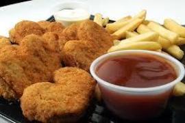 Una empresa británica busca un probador de nuggets de pollo