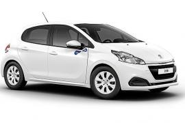 Llega la elegante y eficiente serie especial 'Like' para el Peugeot 208