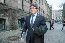 Puigdemont se compara con Francesc Macià en Copenhague