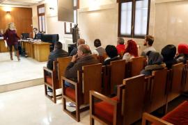 Condenados siete narcos a 18 años de cárcel por vender droga en Magaluf