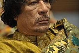 Orden de arresto contra Gadafi y uno de sus hijos