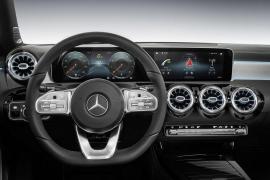 Mercedes-Benz presenta su nuevo sistema multimedia