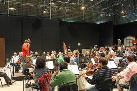 La Orquestra Simfònica cierra enero con una 'mini gira' y un 'Réquiem' inédito