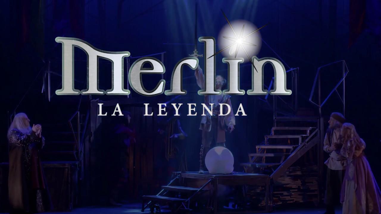 La leyenda de 'Merlín' se representa en el Auditórium de Palma