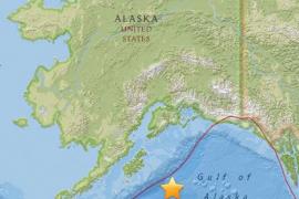 Un terremoto de 7,9 grados genera una alerta de tsunami en Alaska