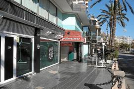 Operación empresarial en el Passeig Marítim de Palma para mejorar su imagen