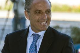 Costa responsabiliza a Camps de financiar al PP valenciano con dinero negro