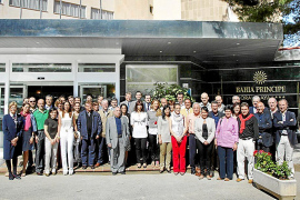 Piñero inaugura el primer hotel Bahía Príncipe en Mallorca