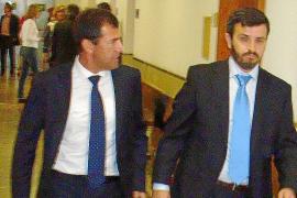 La exsecretaria de Nadal le atribuye las contrataciones irregulares de UM
