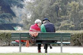El 54 % de las pensiones de Baleares no llegan a los 700 euros