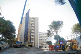 La Platja de Palma afronta este invierno reformas en hoteles por cien millones