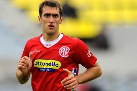Gustavo Alles, tercer refuerzo del Atlético Baleares en el mercado de invierno